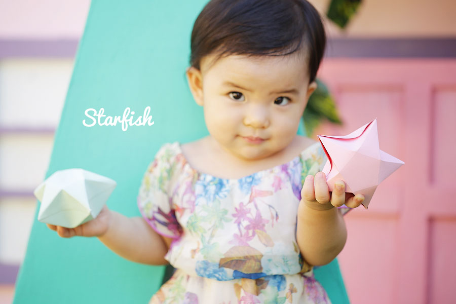 Aiyah Superstar turns one! Photography by Starfish Media