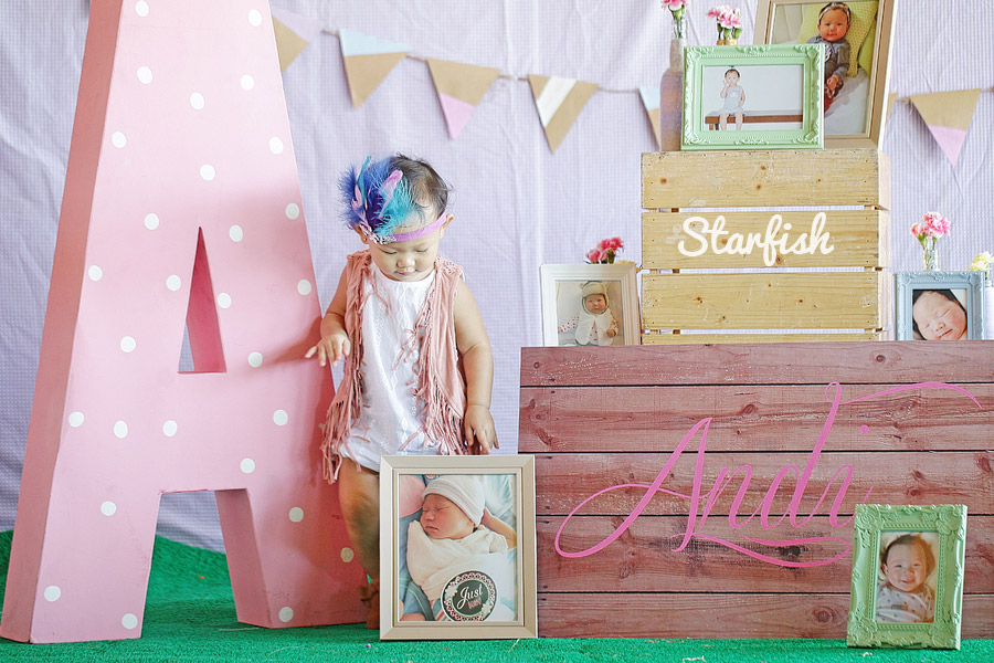 Andi's Kiddie Party Photography by Starfish Media