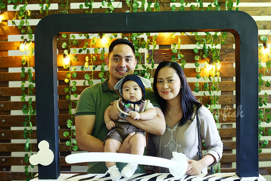Ashton's 1st Birthday Party Photography by Starfish Media Styling by Party Divas PH