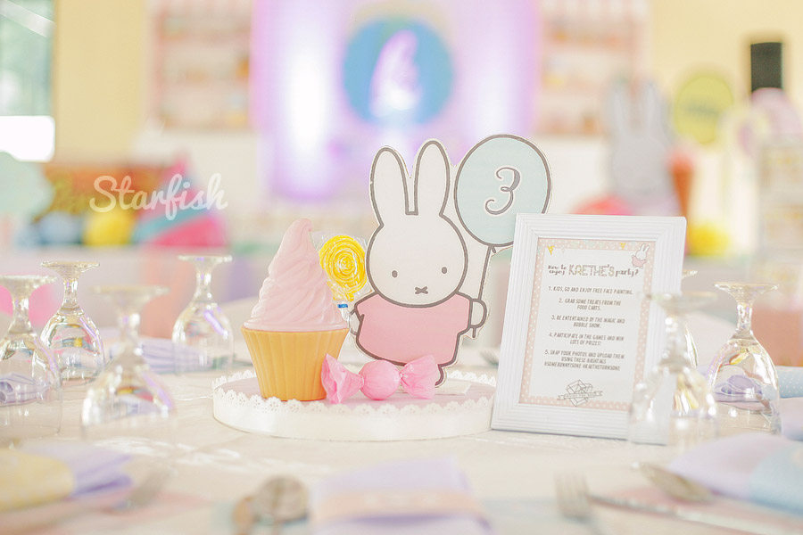 Kaethe's 1st Birthday Party Photography by Starfish Media