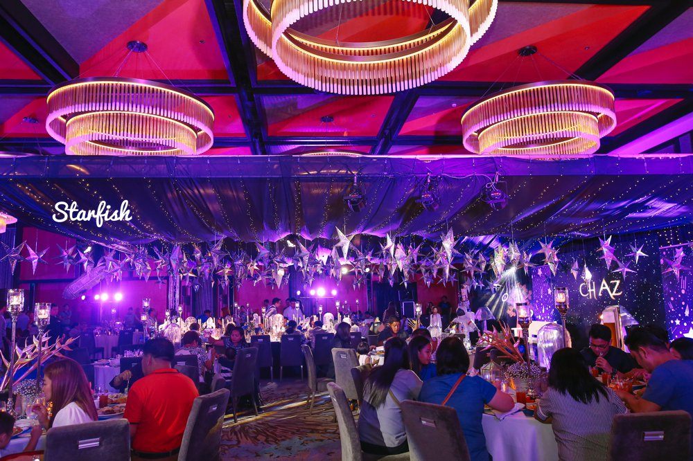 Midori Hotel Pampanga kiddie party space theme styling by Dave Sandoval