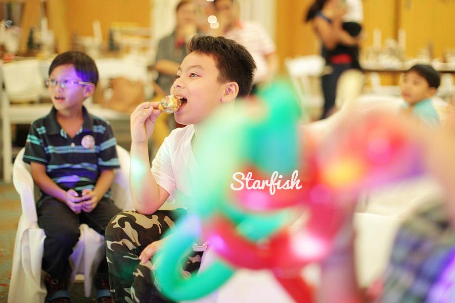 Seth Nicolas Birthday Party Photography by Starfish Media