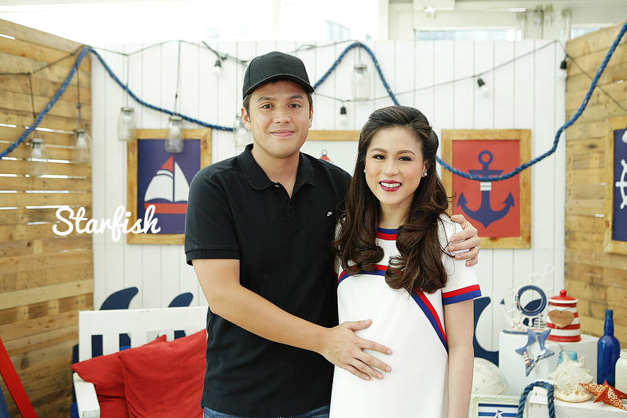 Toni Gonzaga-Soriano's Baby Shower photographed by Starfish Media